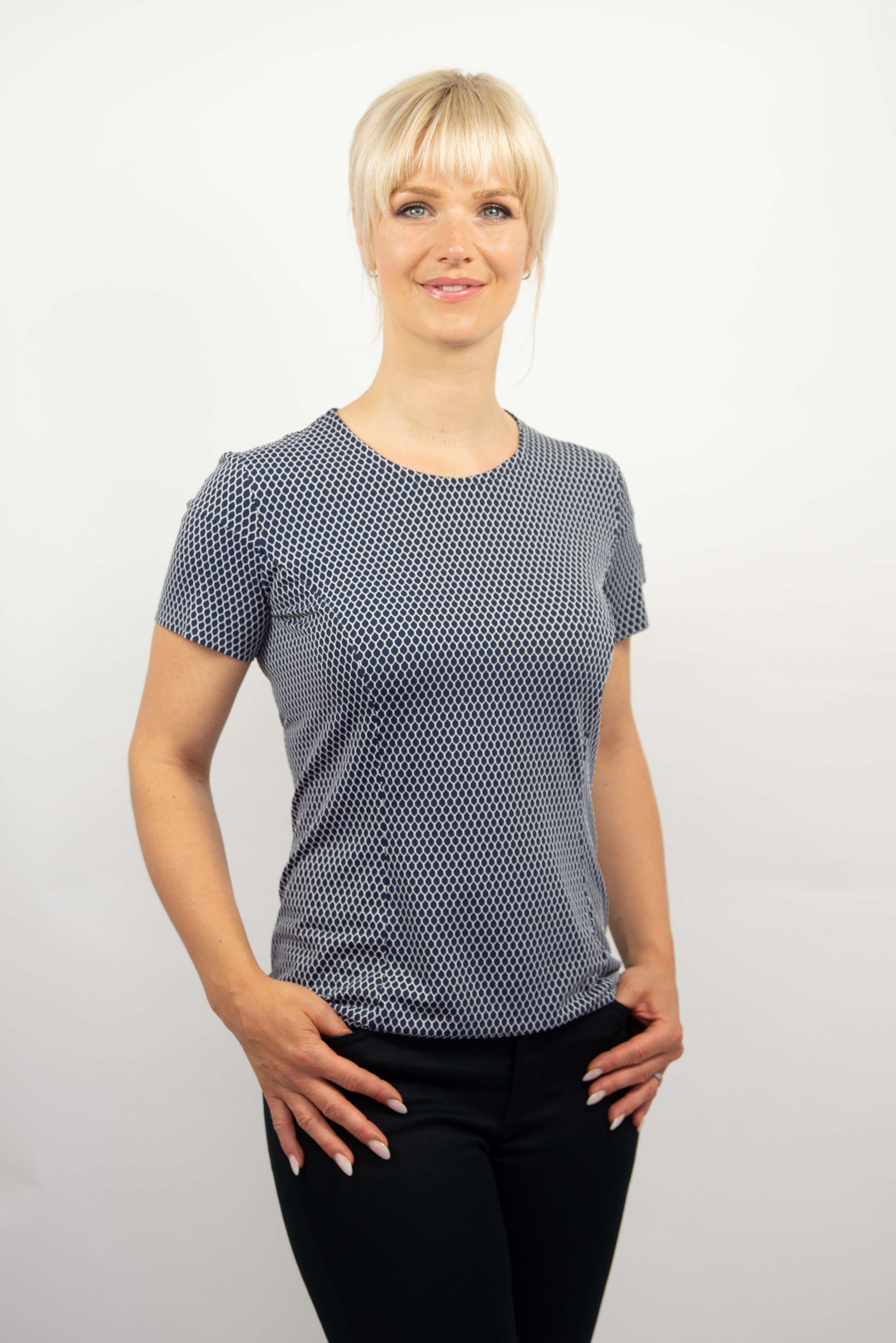 Function Shirt Sporty Comfort Kurzarm