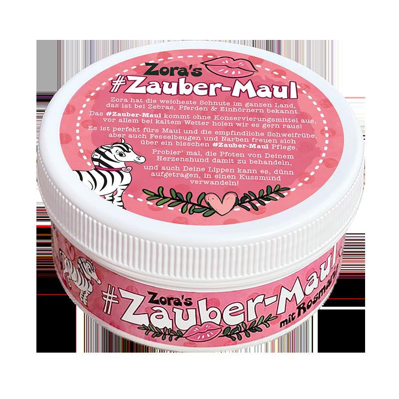 Zora's #Zauber-Maul - Melkfett mit Rosmarin-Extrakt